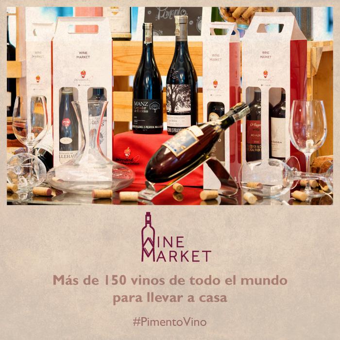 wine market pimento