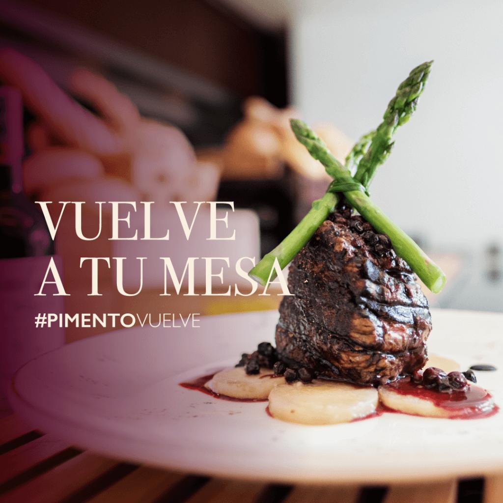 Pimento Cucina Italiana abre sus puertas de nuevo en Marriott Bogotá