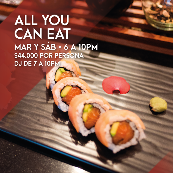 all you can eat en marriott bogota