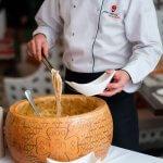 Pasta a la rueda en Pimento Cucin Italiana