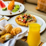 Desayuno buffet en Salitre
