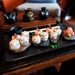 Sushi de Tanoshii en Salitre