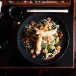 Cocina asiática de Tanoshii en Salitre