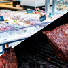 Fish And Meat en The Market Cali: una parrilla All You Can Eat en Marriott