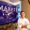 El artífice de la experiencia gastronómica en el hotel Marriott Medellín