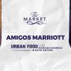 Amigos Marriott: una causa que nos une en una cena a cuatro manos con los Chefs Mariano Bambaci y Anita Botero