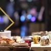 Brunch decembrino alternativo • Buranchi: sabores asiático fusión del restaurante Tamarine.
