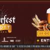 Marriott Oktoberfest Medellín 2019: Cervezas internacionales, Música en Vivo y Gastronomía Alemana